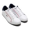 LACOSTE GRADUATE 119 3 WHT/NVY/RED SMA0022-407画像