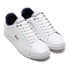 LACOSTE CARNABY EVO 119 7 WHT/NVY/RED SMA0013-407画像