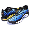 NIKE AIR MAX PLUS TN SE GREEDY black/chile red-tour yellow AV7021-001画像