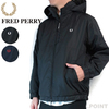 FRED PERRY #F2585 Zip Through Jacket画像