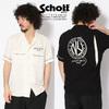 Schott BOWLING SHIRT RIDE FAST 3195013画像