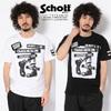 Schott CRAFT T-SHIRT CHAIN BREAKER 3193050画像