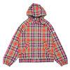 Supreme 19SS GORE-TEX Hooded Harrington Jacket OLIVE PLAID画像
