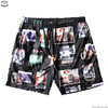BORN X RAISED AFTER SCHOOL SPECIAL BASKETBALL SHORTS 32801画像