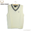 FRED PERRY #F3203 Tilden Vest画像