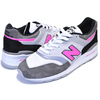new balance M997LBK GREY PINK MADE IN U.S.A.画像
