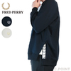 FRED PERRY #F5342 Pullover Sweat Shirt画像