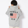 AVIREX COOLMAX FLAG SWEAT PARKA 6293142画像