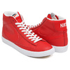 NIKE BLAZER MID PRM GAME RED / WHITE - BLACK 429988-604画像