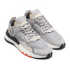 adidas Originals NITE JOGGER GREY TWO F17/MGH SOLID GREY/SOLAR ORANGE DB3361画像
