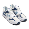 new balance MSX90TBE WHITE/BLUE画像