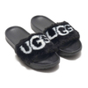 UGG W ROYALE GRAPHIC BLACK 1101539画像