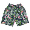 COOKMAN Chef Short Pants Tolopical GREEN画像