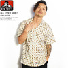 BEN DAVIS ALL OVER SHIRT -OFF WHITE- G-9580036画像