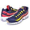 NIKE AIR MAX 95 HOUSTON AWAY blackend blue/blackend blue AV7939-400画像