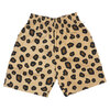 COOKMAN Chef Short Pants Big Leopard BEIGE画像