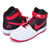 NIKE AIR FORCE 1 HIGH 07 LV8 ATLANTA white/university red-black BV7459-100画像