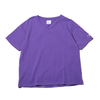 Champion V NECK T-SHIRT VIOLET CW-M323-265画像