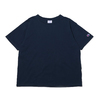 Champion CREW NECK T-SHIRT NAVY CW-M322-370画像