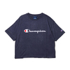 Champion T-SHIRT NAVY CW-PS313-370画像