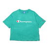 Champion T-SHIRT KELLY GREEN CW-PS313-535画像