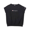 Champion RW NO SLEEVE T-SHIRT BLACK CW-P310-090画像