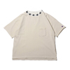 Champion S/S CREW NECK SWEATSHIRT WHITE CW-P012-010画像