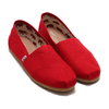 TOMS ALPARGATA Red Canvas 001001A07-RED画像