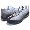 NIKE AIR MAX 95 black/aluminum-anthracite CD1529-001画像