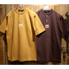 FREEWHEELERS HENLEY NECKED TYPE S/S SHIRTS 1725002画像