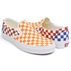 VANS CLASSIC SLIP-ON (CHECKERBOARD) MULTI / TRUE VN0A38F7VLV画像