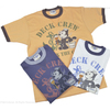 TOYS McCOY MILITARY TEE SHIRT FELIX THE CAT DECK CREW TMC1901画像