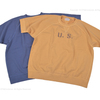 TOYS McCOY MILITARY SHORT SLEEVE SWEAT W.L.RINGA TMC1933画像