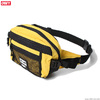OBEY CONDITIONS WAIST BAG (ENERGY YELLOW)画像