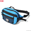 OBEY CONDITIONS WAIST BAG (PURE TEAL)画像