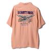 Schott OPEN COLLAR SHIRT Schott EAGLE 3195014画像