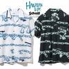 Schott HAWAIIAN SHIRT CHAIN 3195027画像