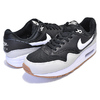 NIKE AIR MAX 1(GS) black/white-light bone 807602-011画像