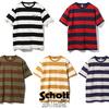 Schott BORDER POCKET T-SHIRT 3193067画像
