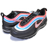 NIKE AIR MAX 97 OA GS NEON SEOUL black/reflect silver CI1503-001画像
