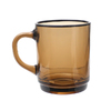 Ron Herman Plain Glass Mug BLACK画像