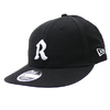 RHC Ron Herman × NEW ERA R Logo Cap BLACK画像