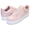 NIKE WMNS AIR FORCE 1 07 LX particle beige/particle beige 898889-201画像