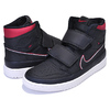 NIKE AIR JORDAN 1 RETRO HI DOUBLE STRAP black/gym red-sail AQ7924-016画像