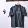 CORONA NAVY UTILITY SHIRT CS077画像