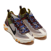NIKE REACT ELEMENT 87 MOSS/BLACK-EL DORADO-DP RYL BL AQ1090-300画像