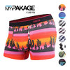 MYPAKAGE WEEKDAY TRUNKS PRINT MPWTP画像