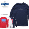 TOYPLANE L/S NEON SIGN TEE TP19-NTE10画像