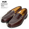 GLAD HAND × REGAL COIN LOAFERS SHOES BROWN画像