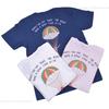 FREE RAGE リサイクルコットン ポケ付き Tシャツ HAPPY 219BC599-A画像
